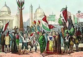 Итальянская революция