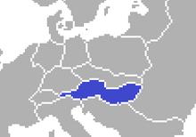 Austria Hungary location (SM 3rd Power)