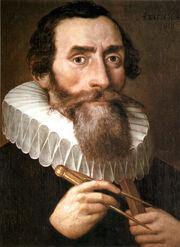 Johannes Kepler 1610