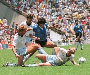 Argentina Vs Inglaterra Colombia 86 Historia Alternativa Fandom