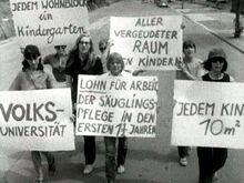 Demo volksuni 69