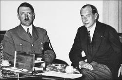 Hitler and Beck
