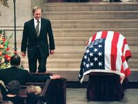 Lincoln-chafee-fathers-funeral