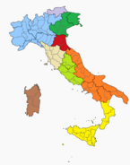 Map Italy (GNW)