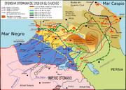 Ofensiva turca de 1918 en el Caucaso