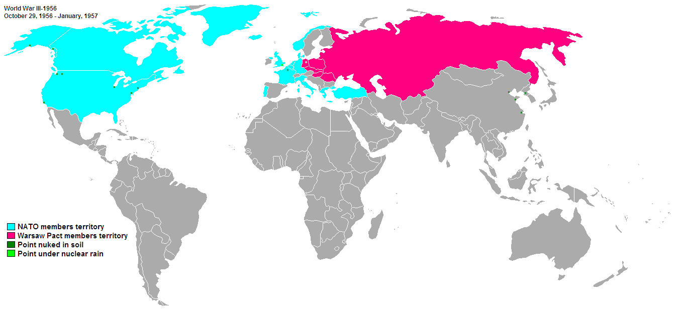 Category:World War III | Alternative History | FANDOM powered by Wikia
