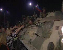 Российские войска в Югославии