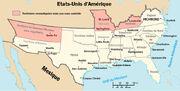 Carte-des-États-confédérés-d'Amérique