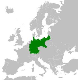 Imperio aleman1800