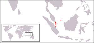 Map World Sundarapore (VegWorld)