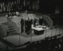 Treaty of peace with japan(藍色中國)