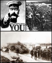 WW1 Montage (A Cautious Decision)