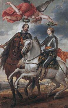 Встреча Морица I и Генриха II