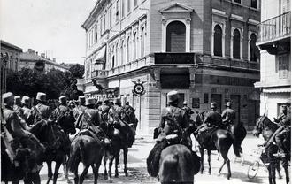Итальянцы в Горице