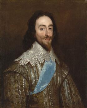 Charles I (Daniel Mytens)