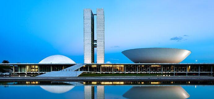 Congresso-nacional-brasilia-dusk