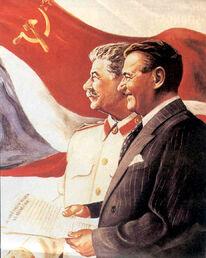 Czech and Stalin