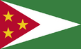 Guyana Doomsday flag