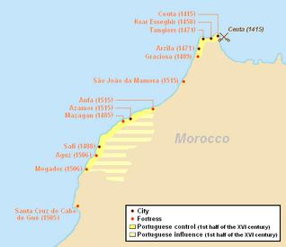 Portuguese Morocco
