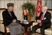 President McCain Afghanistan 1