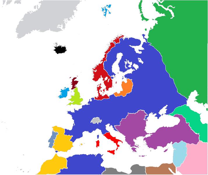 Maps (Napoleon\'s World) | Alternative History | FANDOM powered by Wikia
