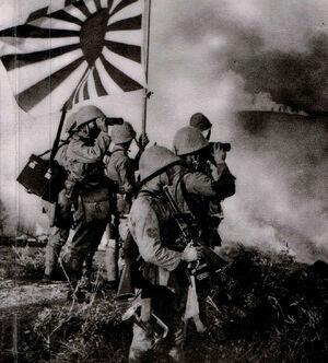 Japan siegt auf allen Fronte
