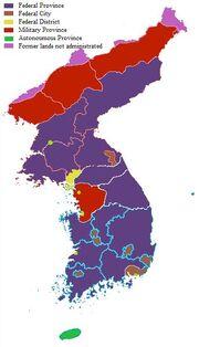 Korean landscape 2010