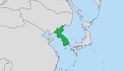 Locación Corea