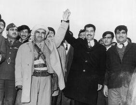 Последняя фотография Саддама