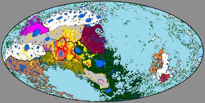 Страны мира - 1200 год