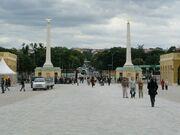 Haupteingang-schoenbrunn