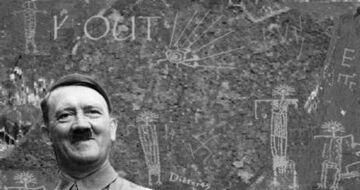 HitlerHöhlenmalerei