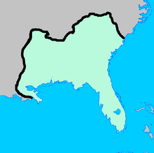 Louisiana Map VINW