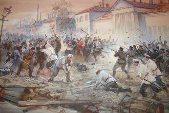 Восстание 1885