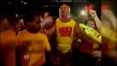 HULK HOGAN VS MACHO MAN PROMO