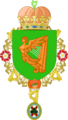 Lesser Coat of Arms of Imperial Ireland by eric4e.png