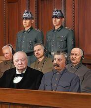 Альтернативный военный трибунал над коалицией