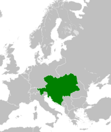 Austria-Hungría en Europa