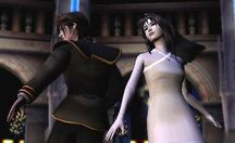 FFVIII tech demo screenshot 2
