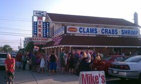 MikesSeafood Sea Isle City NJ