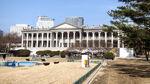 Seokjojeon hall at deoksugung palace