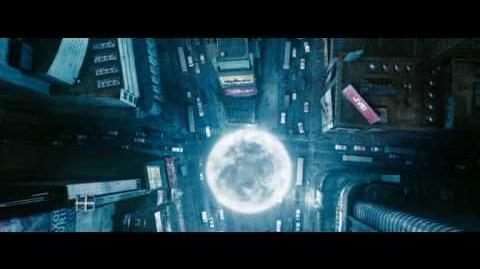 Watchmen Bomb - New York destroyed