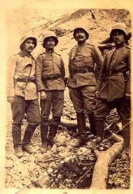 Болгары в Гермашке