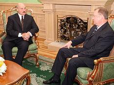 Лукашенко и Степашин