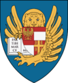 Arms of Theodore Palaiologi as Doge (GoN)