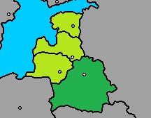 Belarus Map GNW