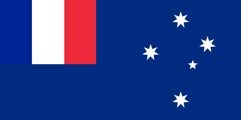 image flag of french australia png alternative history fandom