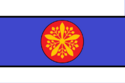 Manchuria Protectorate Flag Two Chinas.png