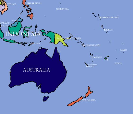 Image - Map of Oceania (Ranjit Singh Lives).png | Alternative ...