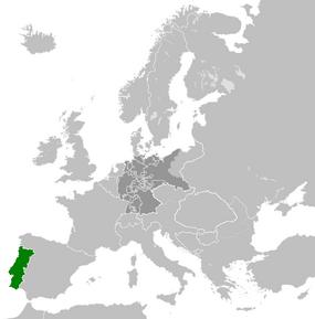 Португалия ЦнС